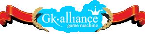 Logo GK-Alliance | vendita e noleggio di Slot Machine, Videolottery – VLT, Calcio Balilla, Carambole, Biliardi.